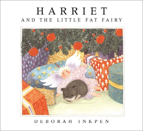 9780764155628: Harriet and the Little Fat Fairy