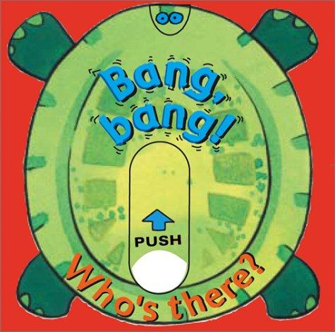 9780764155710: Bang, Bang! Who's There? (Mini Movers)