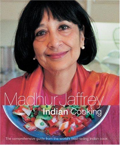 9780764156496: Madhur Jaffrey Indian Cooking