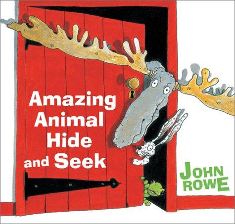9780764156670: Amazing Animal Hide and Seek