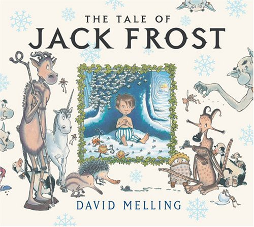 9780764156755: The Tale of Jack Frost
