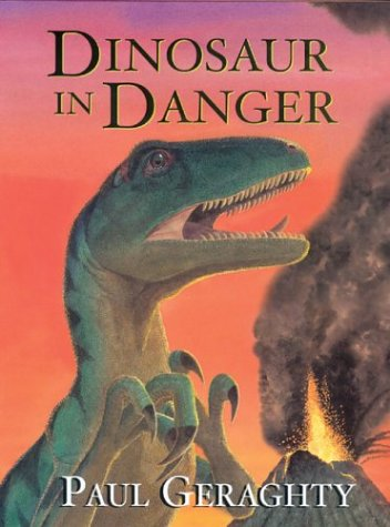 9780764157325: Dinosaur in Danger