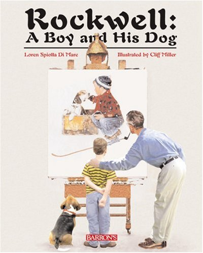 9780764157905: Rockwell: A Boy and His Dog