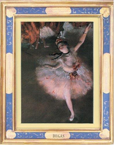 Degas - The Dancer (Miniature Art Books Gallery): Feredico Castelli Gattinara