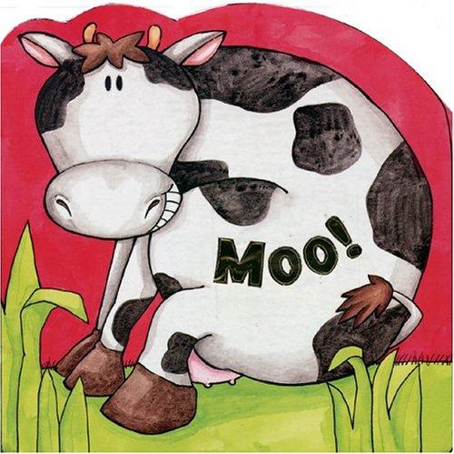 9780764158278: Moo! (On the Farm)