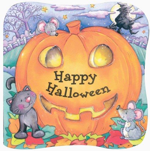 9780764158315: Happy Halloween (Holidays in 3D)