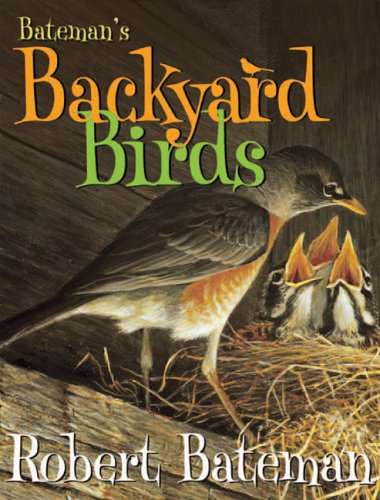 9780764158827: Bateman's Backyard Birds