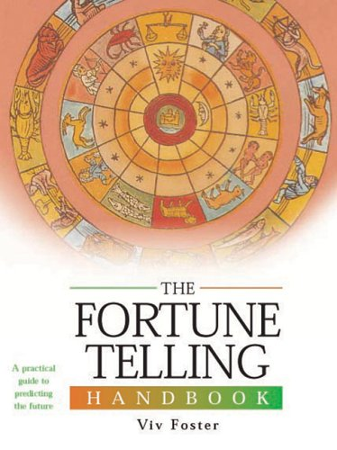 9780764159145: The Fortune Telling Handbook: A Practical Guide to Predicting the Future