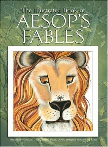 The Illustrated Book of Aesop's Fables