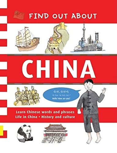 9780764159527: Find Out About China: Learn Chinese Words and Phrases and About Life in China (Find Out About Books)
