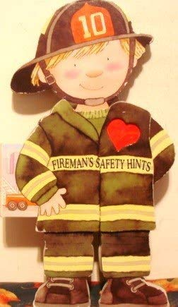 9780764159848: Firemans Safety Hints