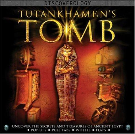 9780764159992: Tutankhamen's Tomb: Uncover the Secrets And Treasures of Ancient Egypt