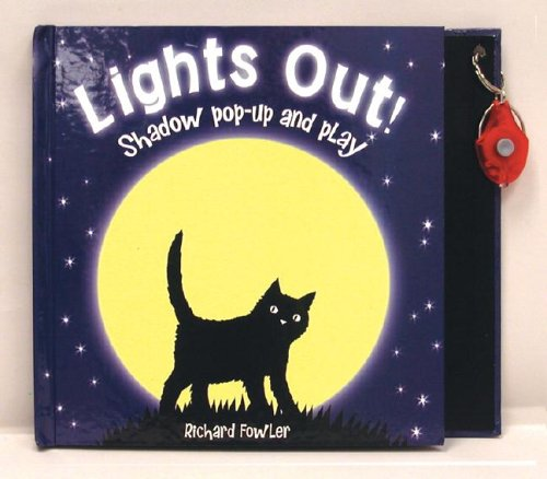 9780764160028: Lights Out!: Shadow Pop-Up and Play [With Miniature Flashlight]