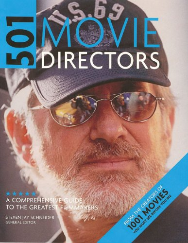 9780764160226: 501 Movie Directors: A Comprehensive Guide to the Greatest Filmmakers