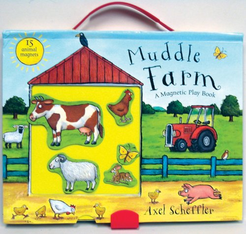 9780764160387: Muddle Farm: A Magnetic Play Book (Muddle Books)