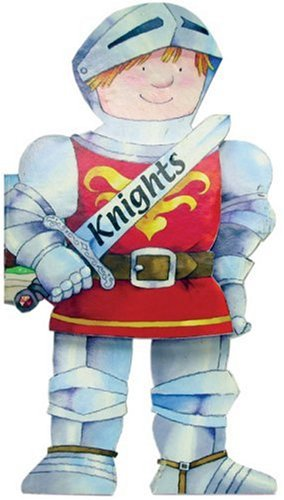 Knights (Little People Shape Books): Caviezel, Giovanni
