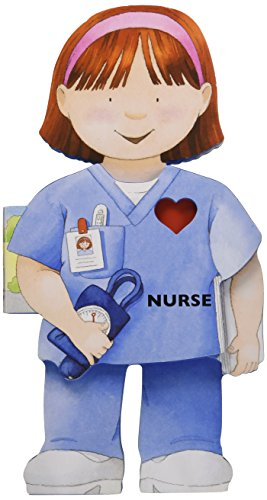 9780764161056: Nurse (Little People Shape Books)