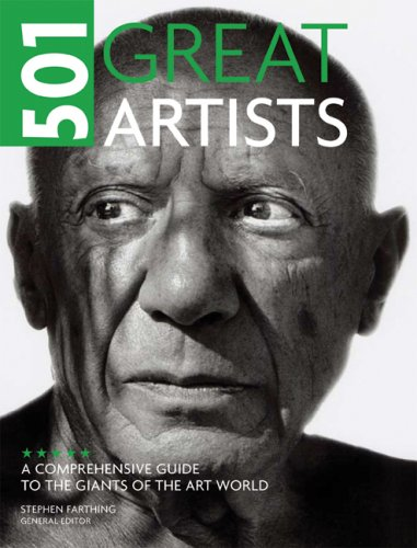 9780764161339: 501 Great Artists: A Comprehensive Guide to the Giants of the Art World