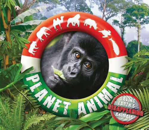 9780764162053: Planet Animal: Saving Earth's Disappearing Animals