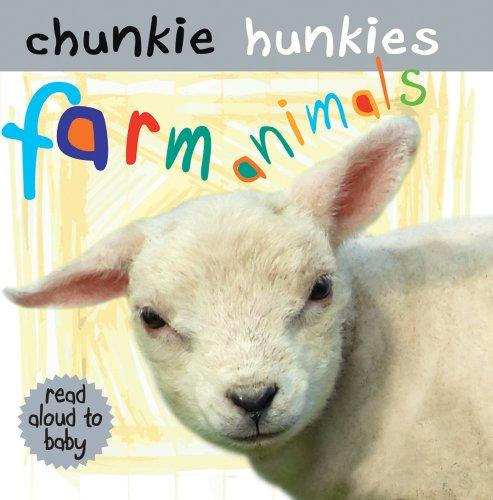 9780764162145: Farm Animals (Chunkie Hunkies)