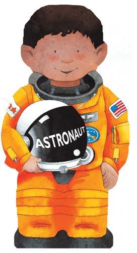 9780764162169: Astronaut (Mini People Shape Books)