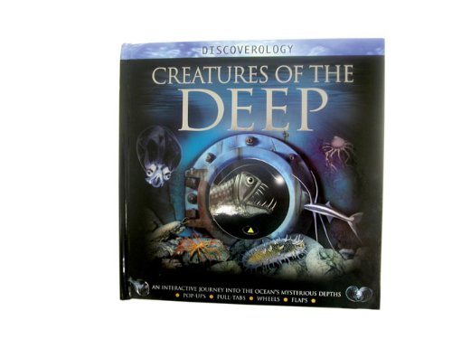 9780764162329: Creatures of the Deep (Discoverology Series)