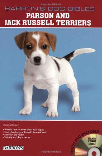 9780764162350: Parson and Jack Russell Terriers