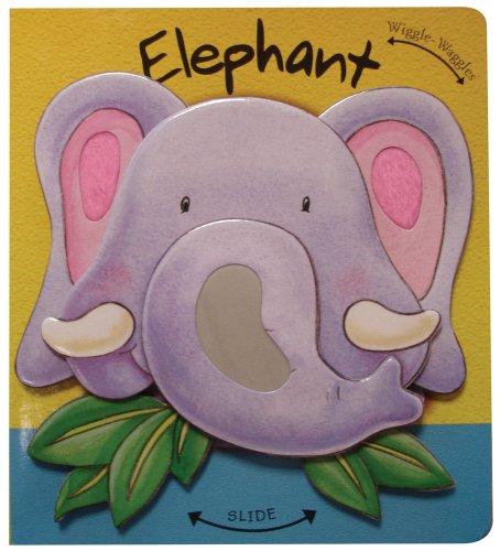 9780764162367: Elephant (Wiggle-Waggles)