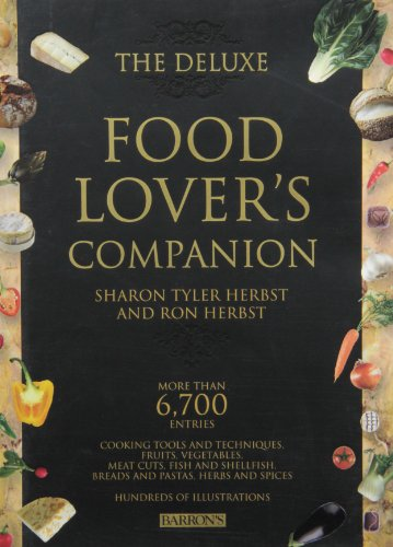 9780764162411: The Deluxe Food Lover's Companion