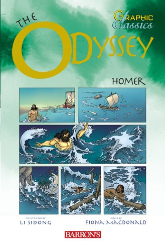 9780764162435: The Odyssey (Graphic Classics)