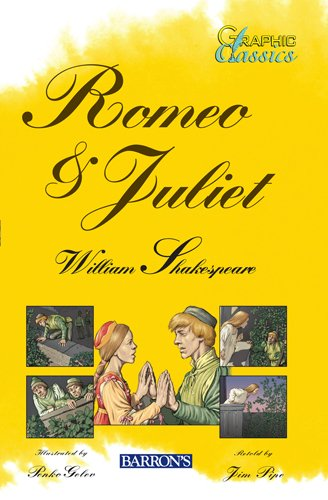 9780764162442: Romeo and Juliet (Graphic Classics)