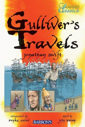 Gulliver's Travels (Graphic Classics): Swift, Jonathan