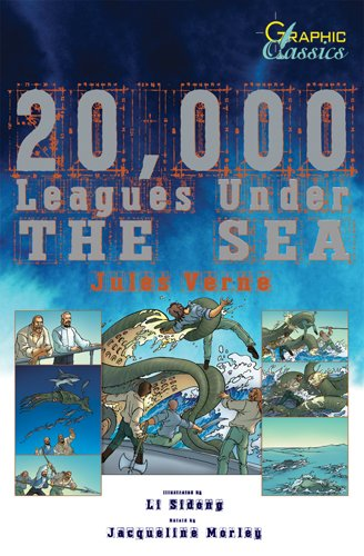 9780764162466: Graphic Classics 20,000 Leagues Under the Sea