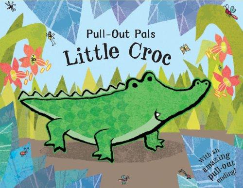 9780764162602: Little Croc (Pull-Out Pals)