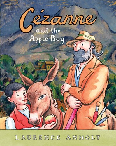 9780764162824: Cezanne and the Apple Boy (Anholt's Artists)