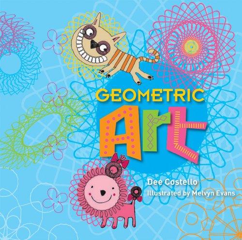 9780764162893: Geometric Art [With Gel Pen and Spiral Art Set]