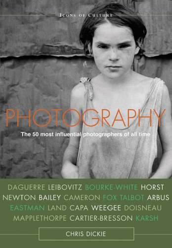 9780764162954: Photography: The 50 Most Influential Photographers of All Time (Icons of Culture)