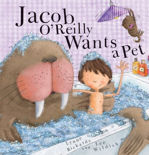 9780764163111: Jacob O'Reilly Wants a Pet