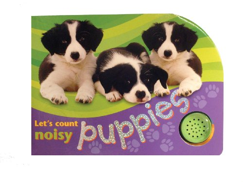 9780764163197: Noisy Puppies (Let's Count Books)