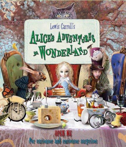 9780764163333: Alice's Adventures in Wonderland: