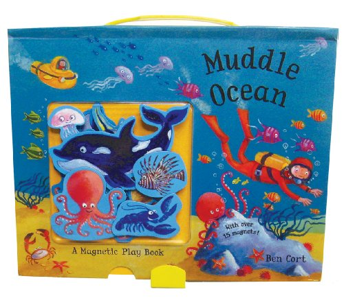 9780764163388: Muddle Ocean: A Magnetic Play Book (Muddle Books)