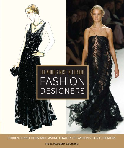 9780764163579: The World's Most Influential Fashion Designers: Hidden Connections and Lasting Legacies of Fashion's Iconic Creators