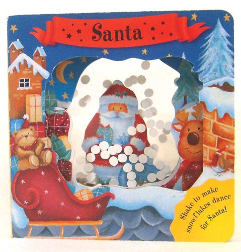 Santa (Snow Shakers): Jeremy Child; Illustrator-Emma
