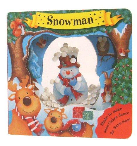 Snowman (Snow Shakers): Jeremy Child; Illustrator-Emma