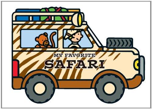 9780764164125: My Favorite Safari (My Favorite Vehicles)
