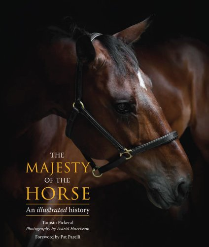 9780764164163: The Majesty of the Horse: An Illustrated History