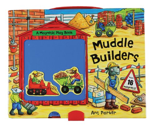 9780764164231: Muddle Builders: A Magnetic Play Book (Muddle Books)