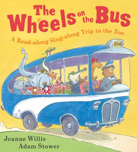 9780764164910: The Wheels on the Bus: A Read-along Sing-along Trip to the Zoo