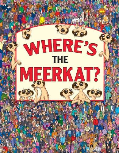 9780764165221: Where's the Meerkat?