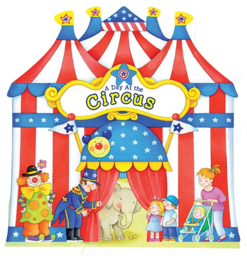 9780764165313: A Day at the Circus